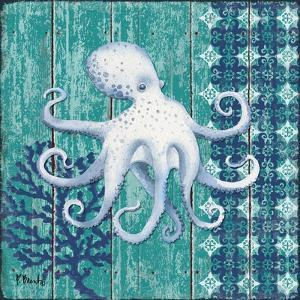 Indigo Sea IX by Paul Brent