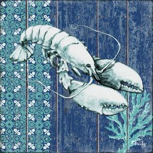 Indigo Sea VII by Paul Brent