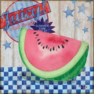 Juicy Watermelon II by Paul Brent