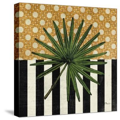 Knox Palm Fronds I