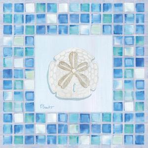 Mosaic Sanddollar by Paul Brent