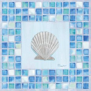 Mosaic Scallop by Paul Brent