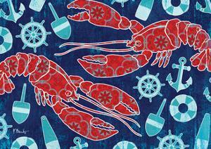 Pattern Lobsters by Paul Brent
