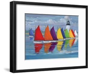 Rainbow Fleet by Paul Brent
