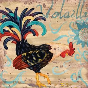 Royale Rooster I by Paul Brent