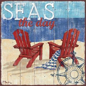 Seas the Day I by Paul Brent