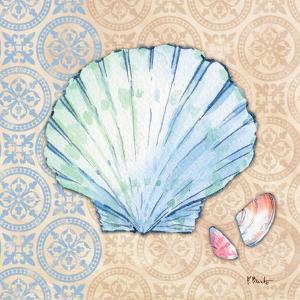 Serene Seashells I by Paul Brent