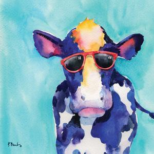 Sunny Farm IV by Paul Brent