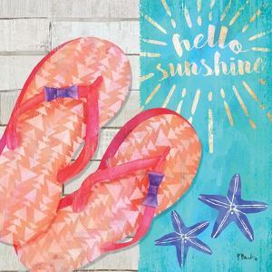 Sunshine Sandals I by Paul Brent