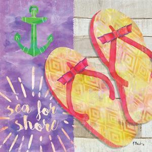 Sunshine Sandals IV by Paul Brent