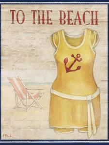 To the Beach by Paul Brent