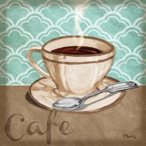 Trellis Cafe II by Paul Brent