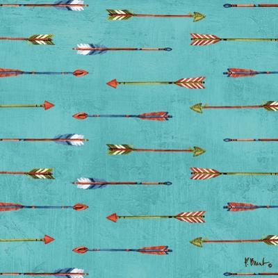 Tribal Trek Arrows II by Paul Brent
