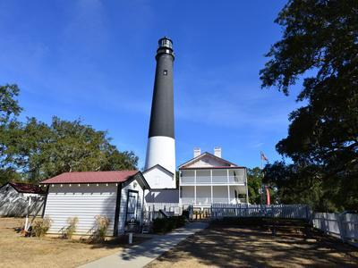 The Historic Lighthouse at Pensacola