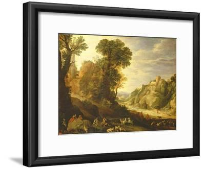A Mountain Landscape, 1626