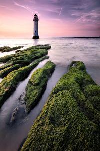 Perch Rock Lighthouse by Paul Bullen