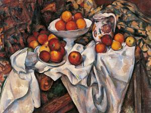 Apples and Oranges by Paul C?zanne