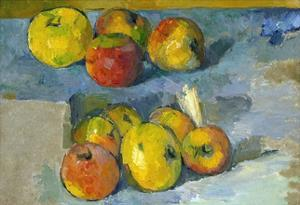 Apples by Paul C?zanne