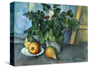Cezanne: Still Life, C1888 by Paul C?zanne