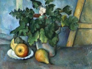 Cezanne: Still Life, C1888 by Paul C?zanne