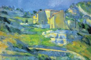 House in Provence by Paul C?zanne