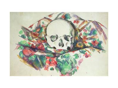 Skull on Drapery, C.1902-06