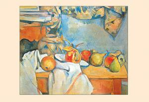 Still-Life with Pears by Paul C?zanne