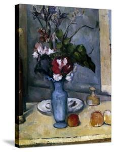 The Blue Vase, 1885-1887 by Paul C?zanne