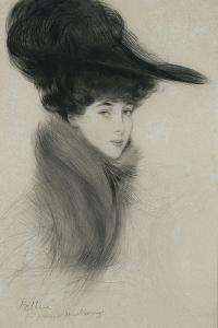 Consuelo Vanderbilt by Paul Cesar Helleu