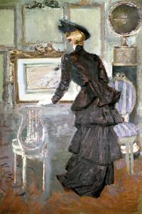 Female, 1902 by Paul Cesar Helleu