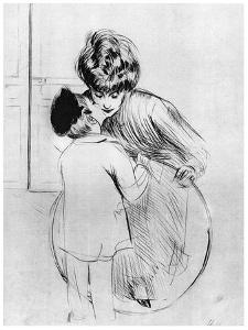Jean Helleu, C1880-1920 by Paul Cesar Helleu