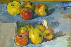 Apples by Paul Cézanne