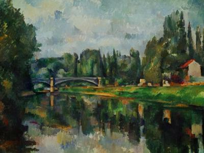 Bridge Over Ther Marne at Creteil, 1888