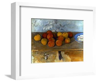 Cezanne: Apples & Biscuits