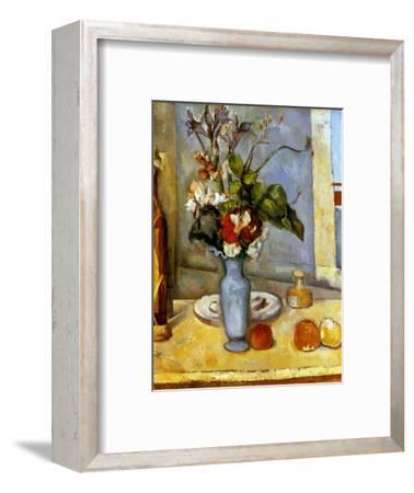 Cezanne: Blue Vase, 1885-87