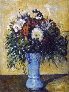 Cezanne: Flowers, 1873-75 by Paul Cézanne
