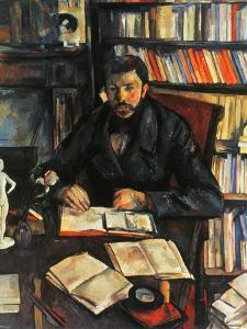 Cezanne: Geffroy, 1895-96 by Paul Cézanne