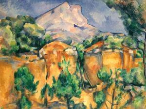Cezanne: Sainte-Victoire by Paul Cézanne