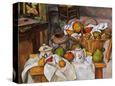 Cezanne: Table, 1888-90