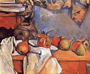 Fruit by Paul Cézanne