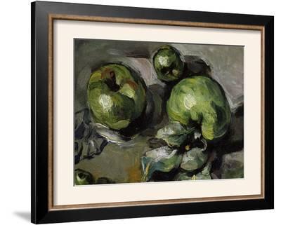 Green Apples, c.1873