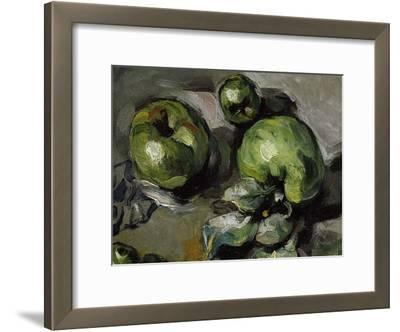 Green Apples, c.1873