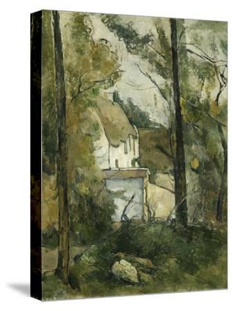 House in the Trees, Auvers; Maison Dans Les Arbres, Auvers, 1879