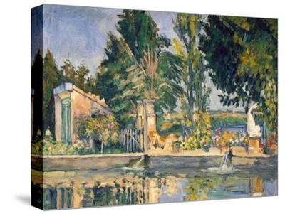 Jas De Bouffan, the Pool, C1876