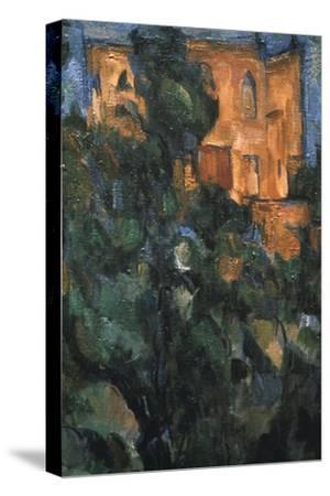 Le Chateau Noir, (Detail), 1904-1906