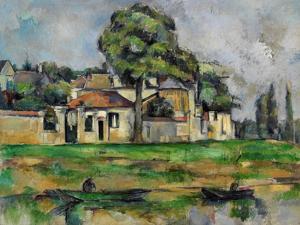 Marne, C1888 by Paul Cezanne