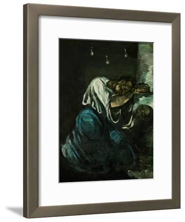 Mary Magdalene or Sorrow, circa 1869
