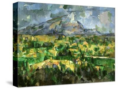 Mont Sainte-Victoire, C.1902