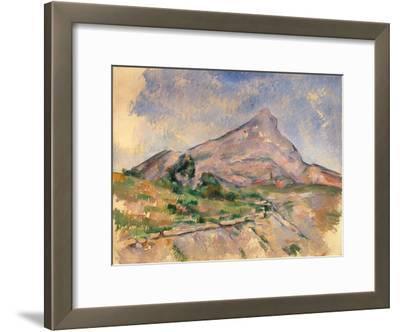 Mount Sainte-Victoire, 1897-1898