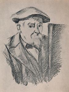 'Portrait of the Artist', c.1900, (1946) by Paul Cezanne